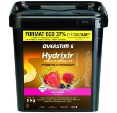 Overstims Hydrixir Longue Distance 3 kg - Fruits rouges