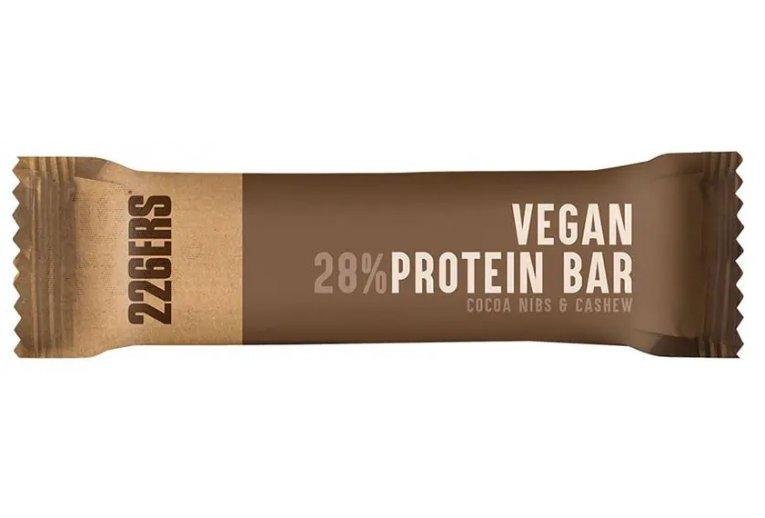 226ers Vegan Protein Bar - Graines de cacao et noix de cajou