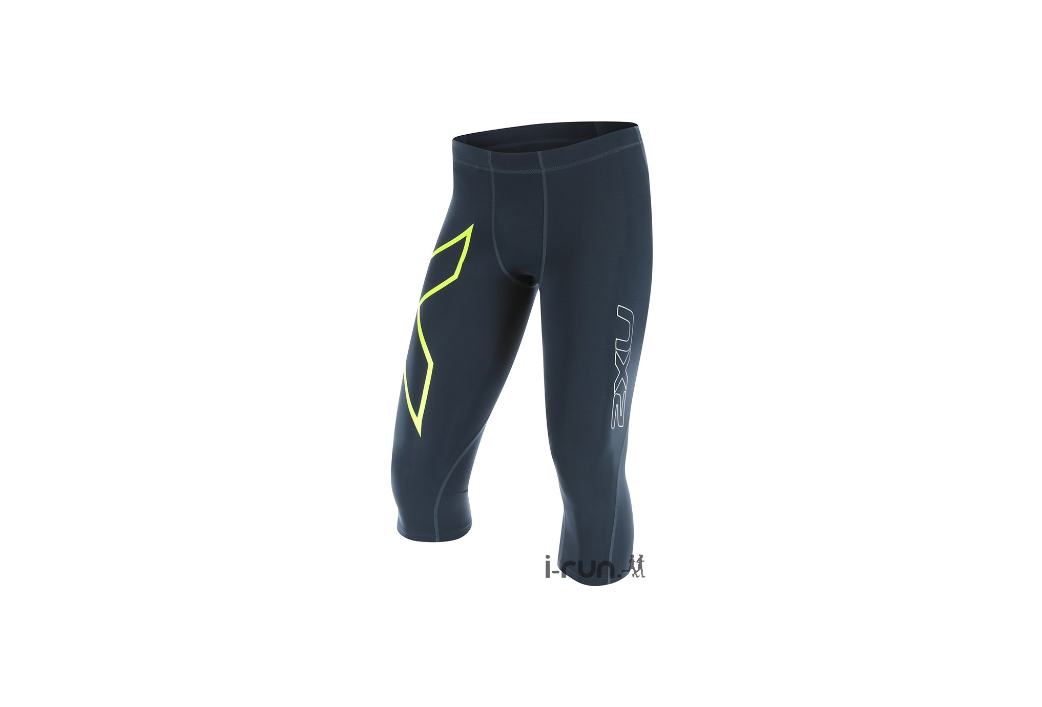 2xu 3/4 compression m vêtement running homme