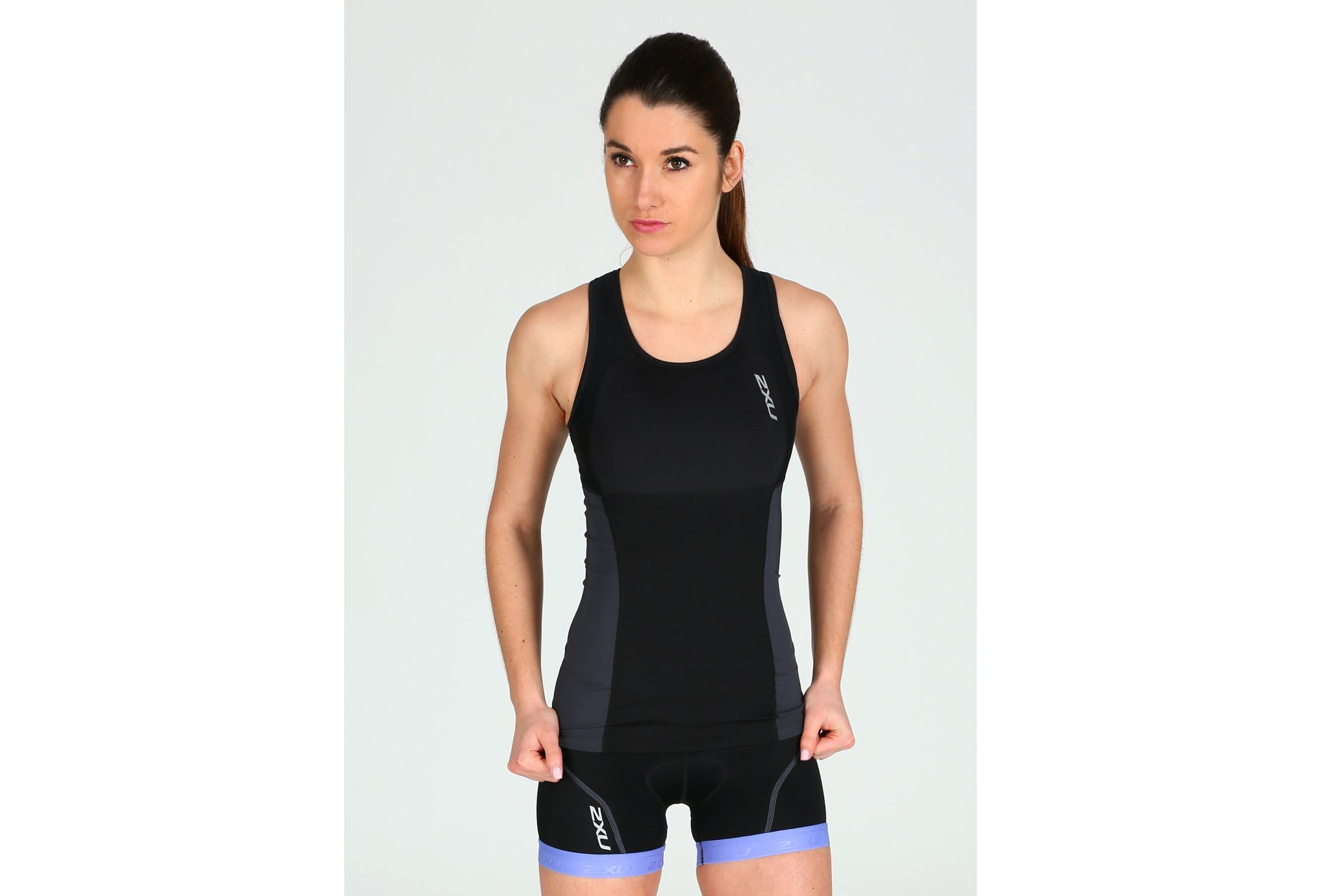 2xu Elite perform compression w vêtement running femme