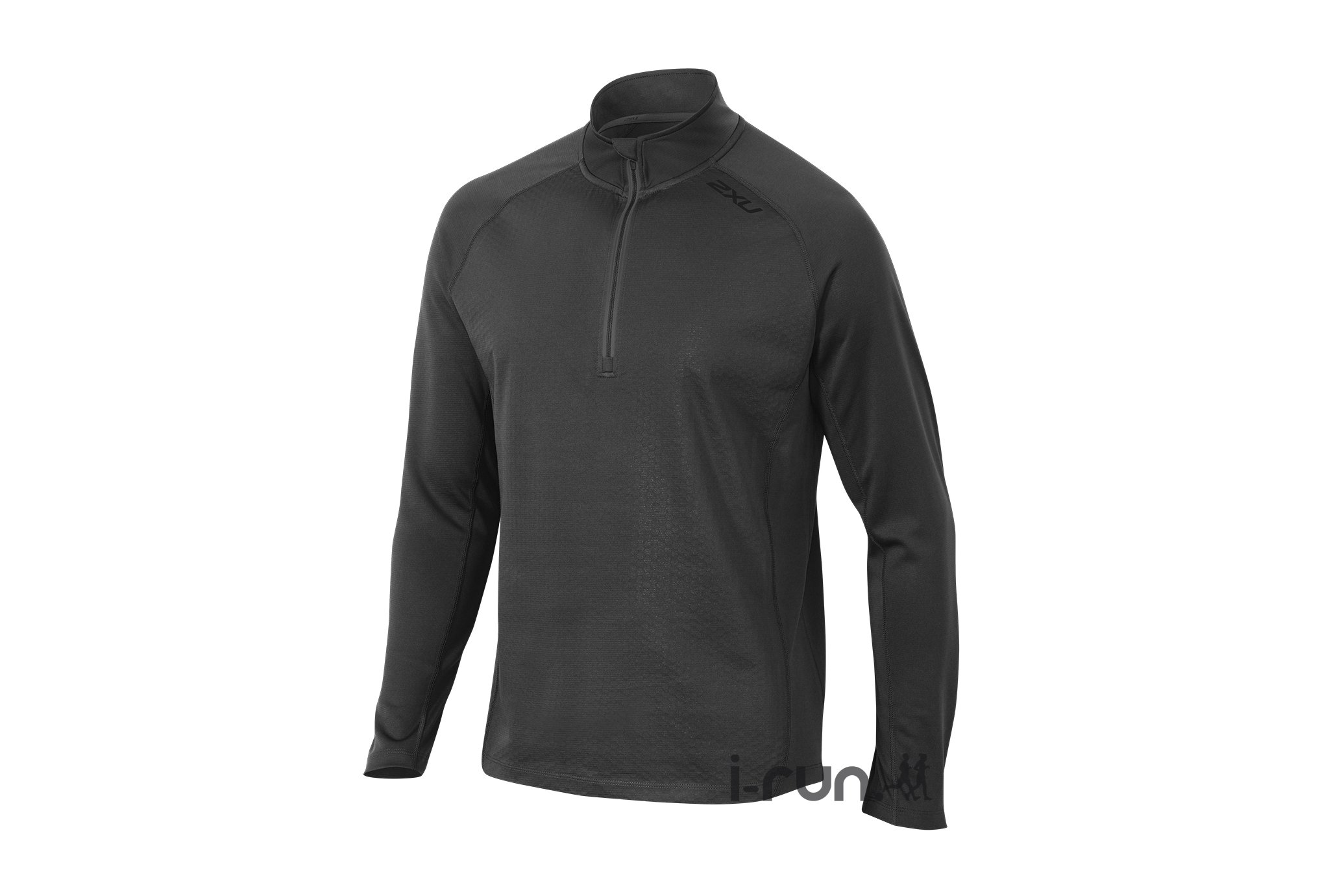 2xu Maillot ignition 1/4 zip m vêtement running homme