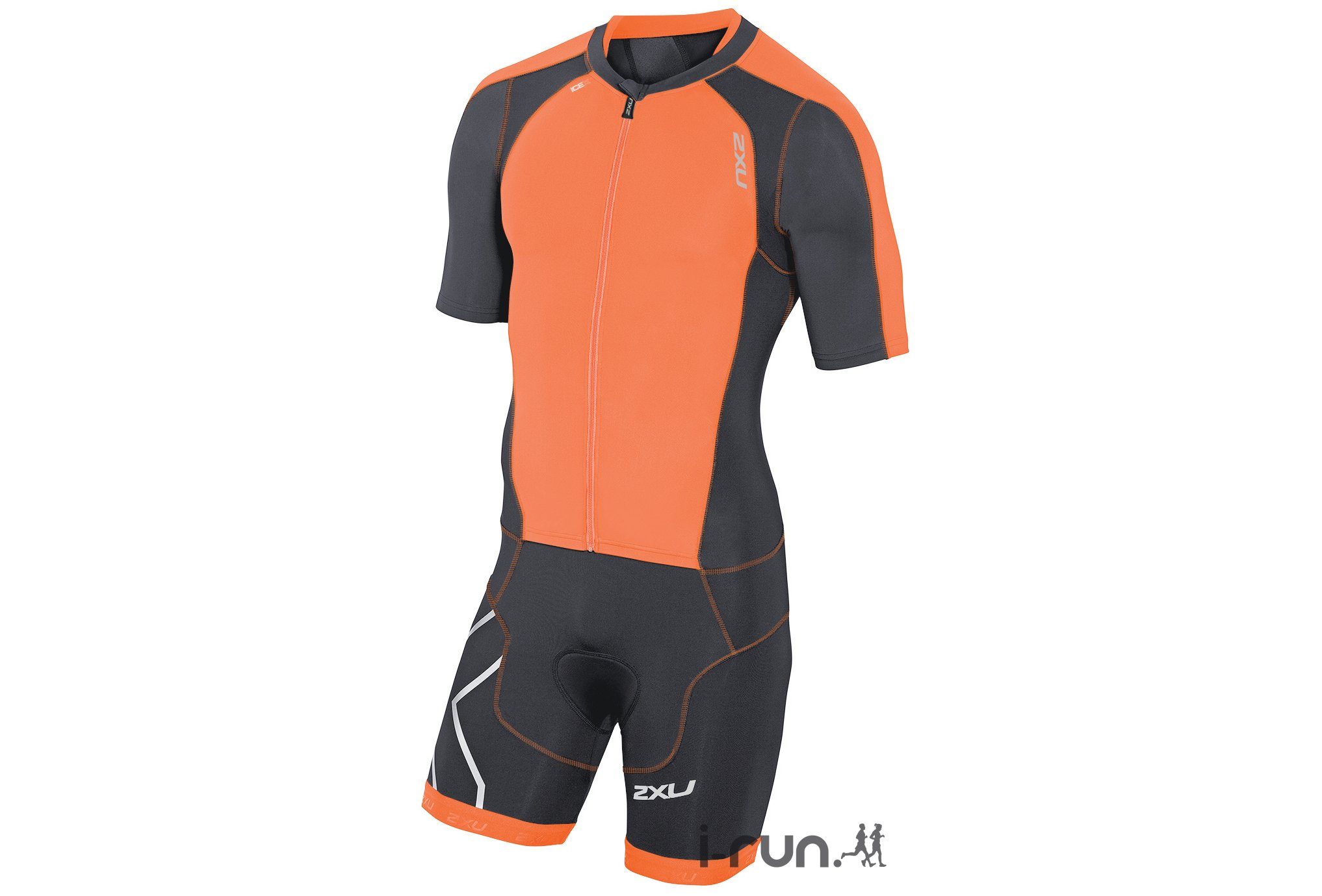 2xu Perform compression trisuit m vêtement running homme