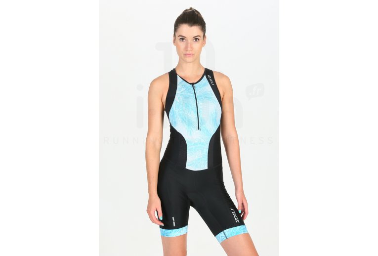 2XU Perform Front Zip Trisuit W