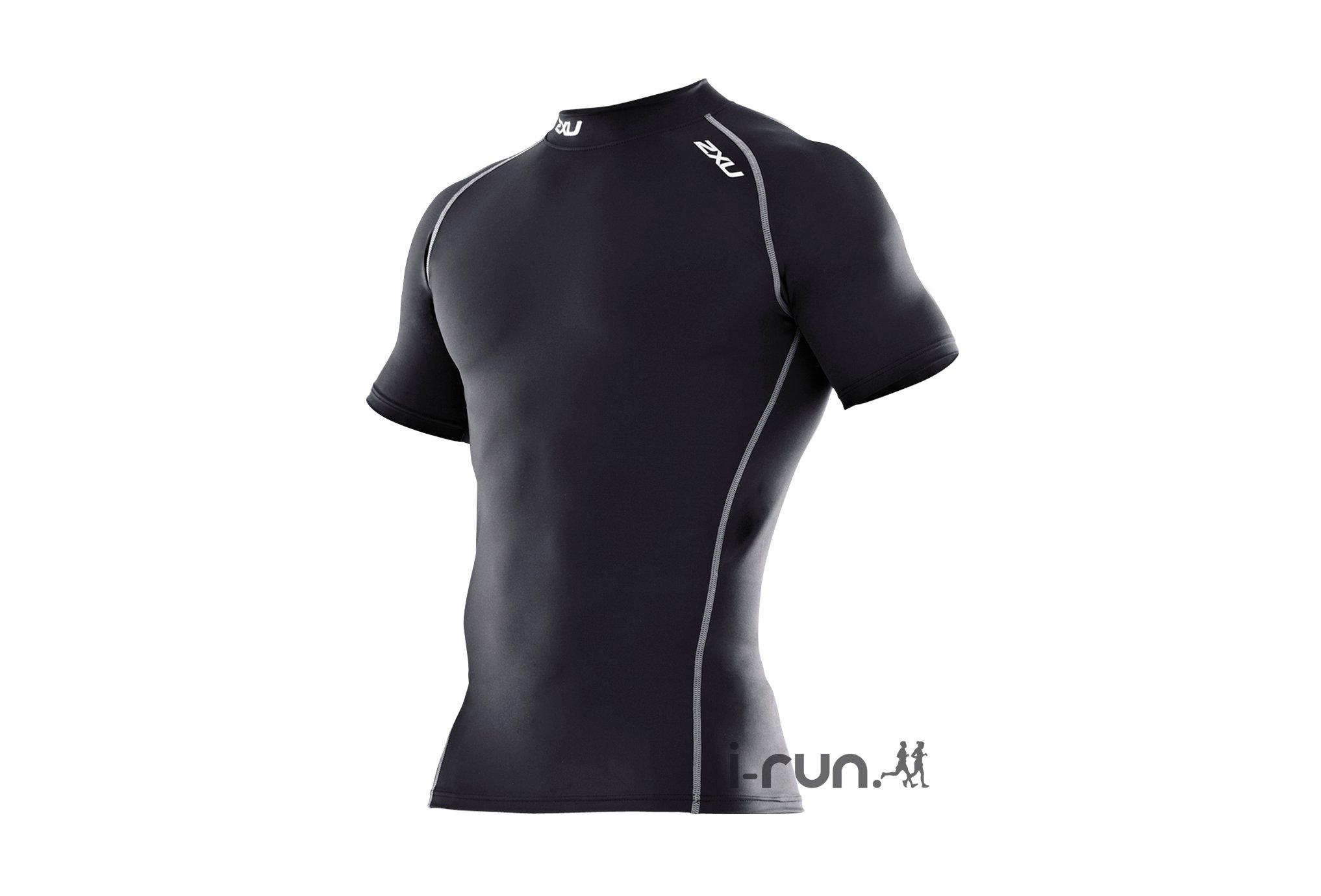 2XU Tee-Shirt S/S Perform Compression M vêtement running homme