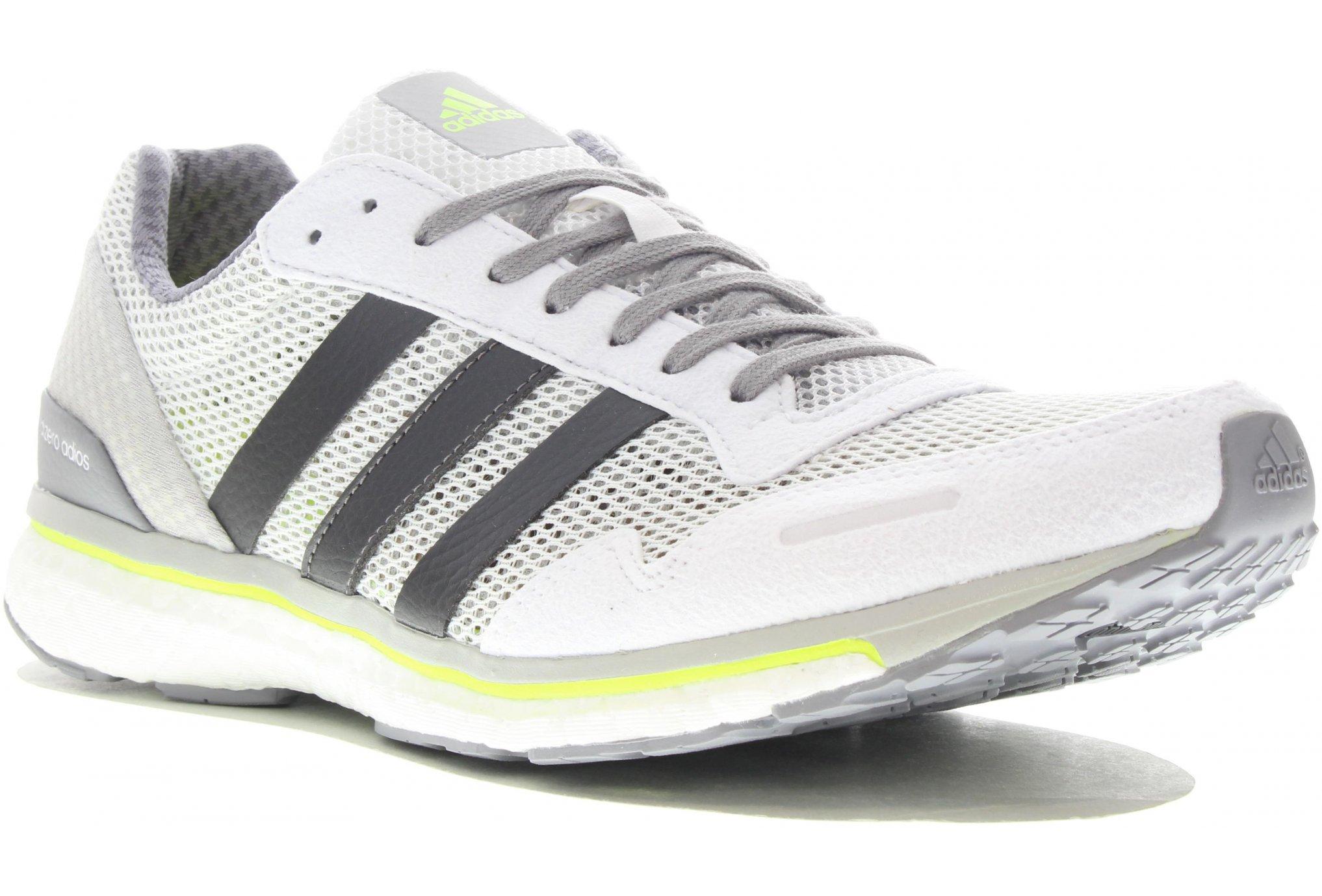 Adidas Adizero adios boost 3 m chaussures homme