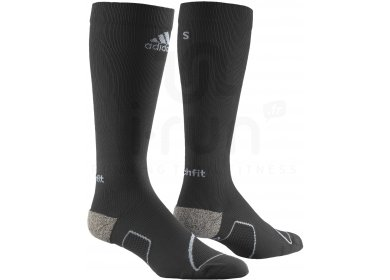 adidas chaussette de compression techfit otc largeur m accessoires running chaussettes. Black Bedroom Furniture Sets. Home Design Ideas