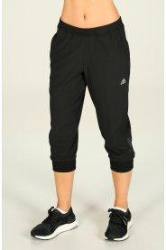 adidas Pantalon 3/4 Run W