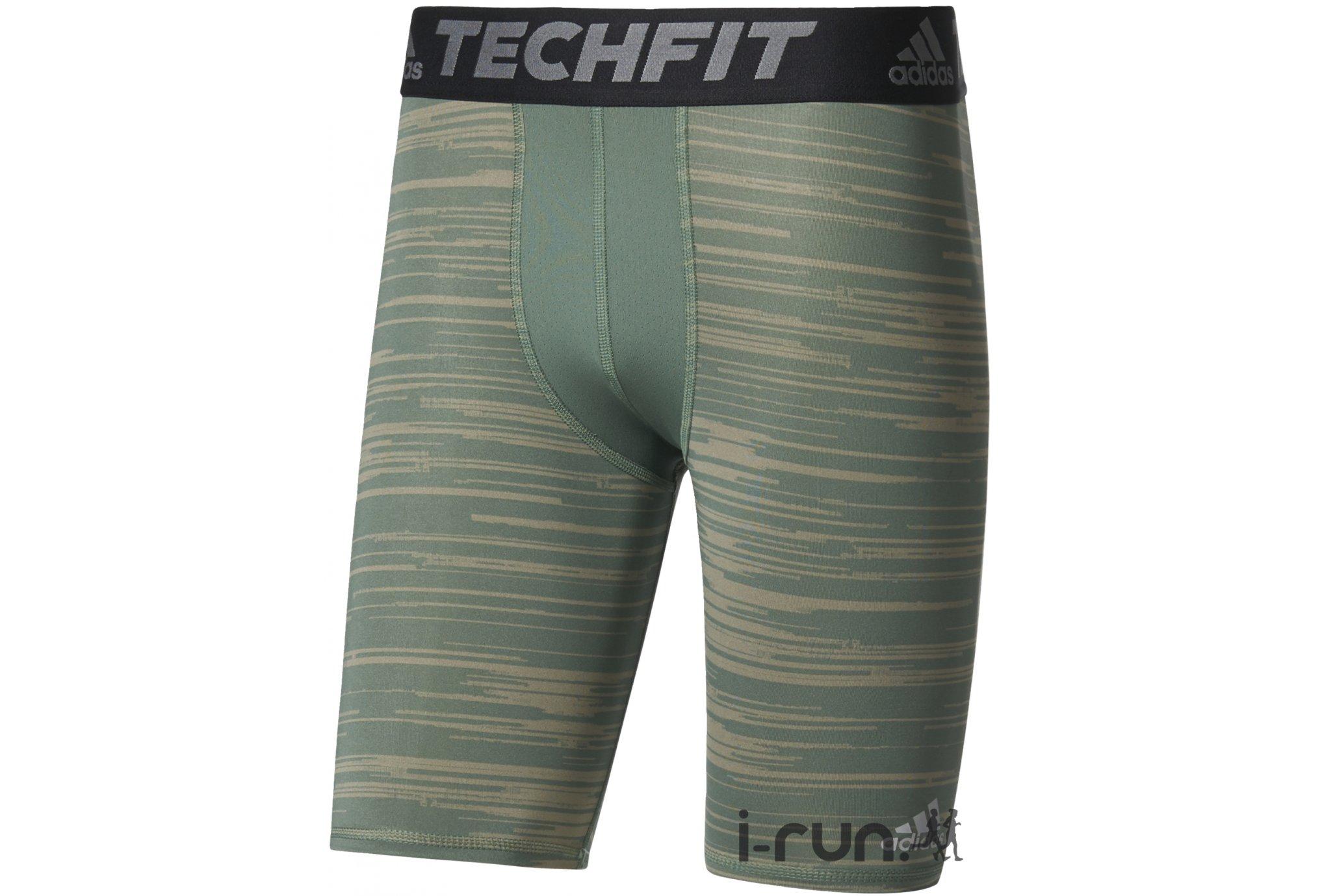 Adidas Techfit base graphic m vêtement running homme