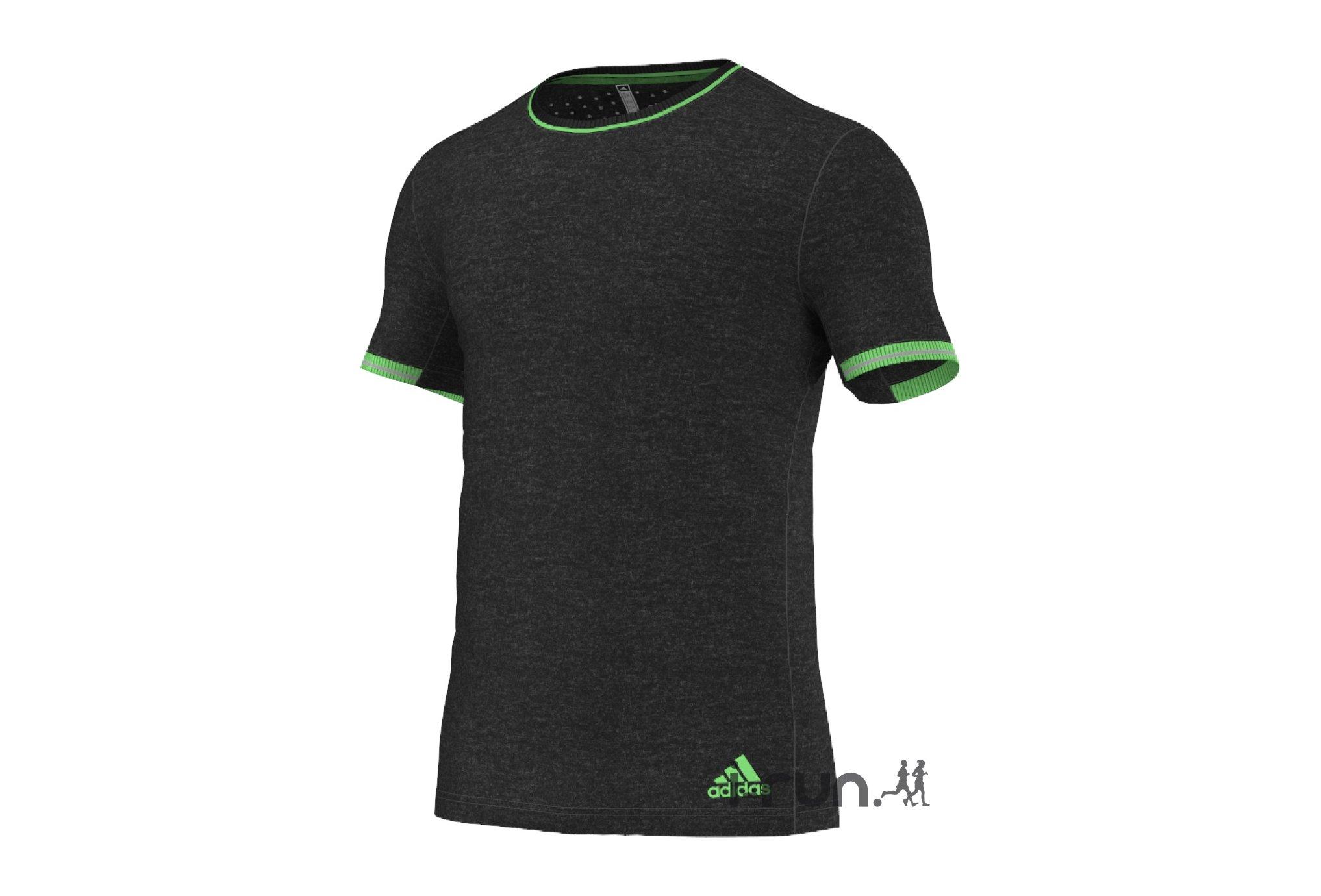 adidas Tee-shirt Supernova ClimaChill M v�tement running homme