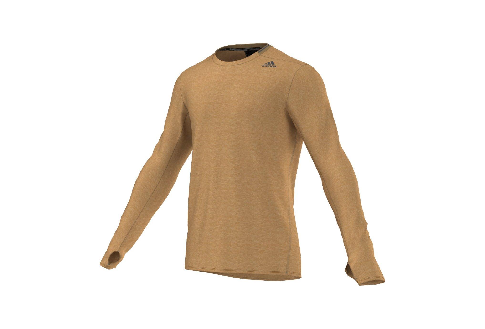 adidas Tee-Shirt Supernova M Diététique Vêtements homme