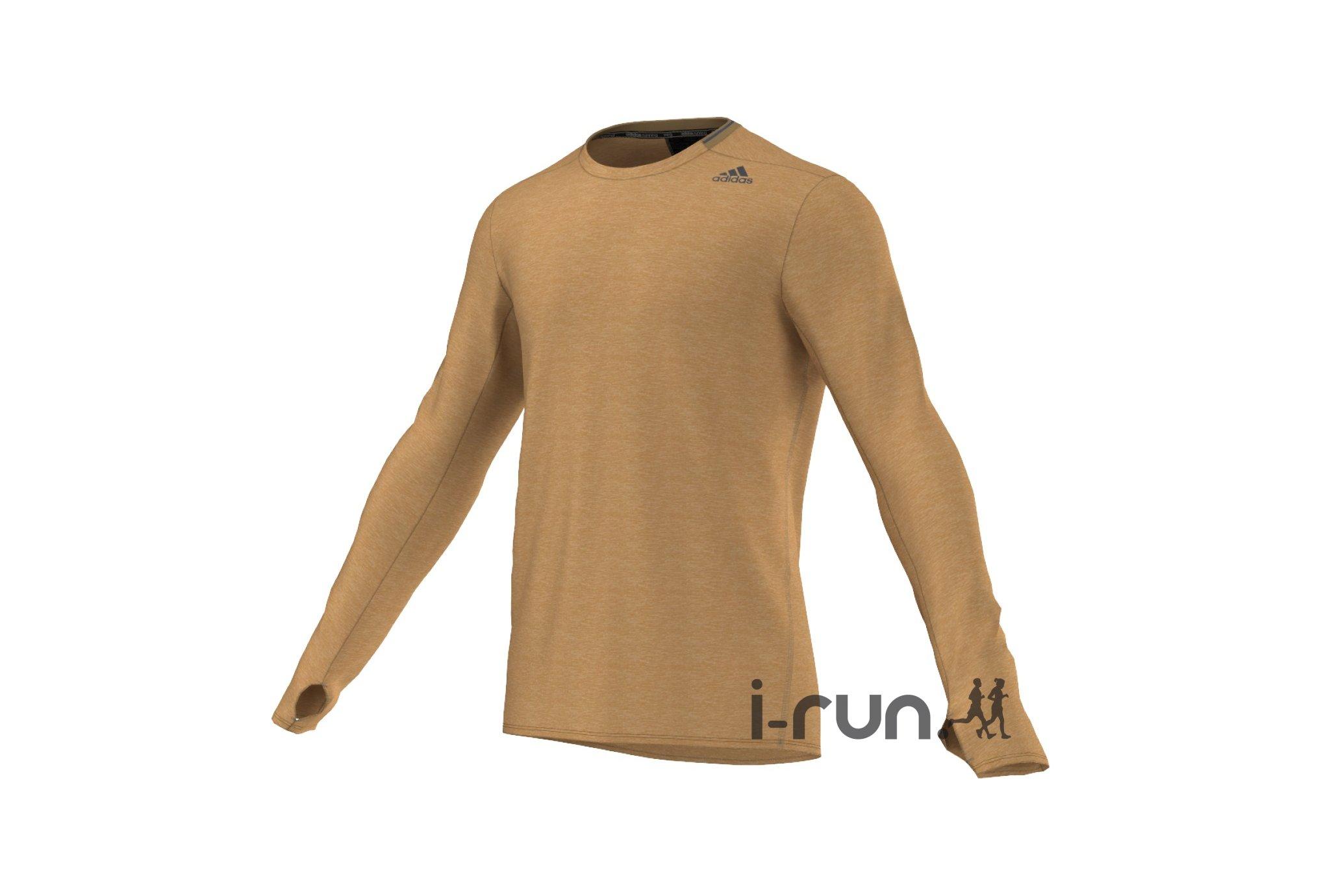 adidas Tee-Shirt Supernova M vêtement running homme
