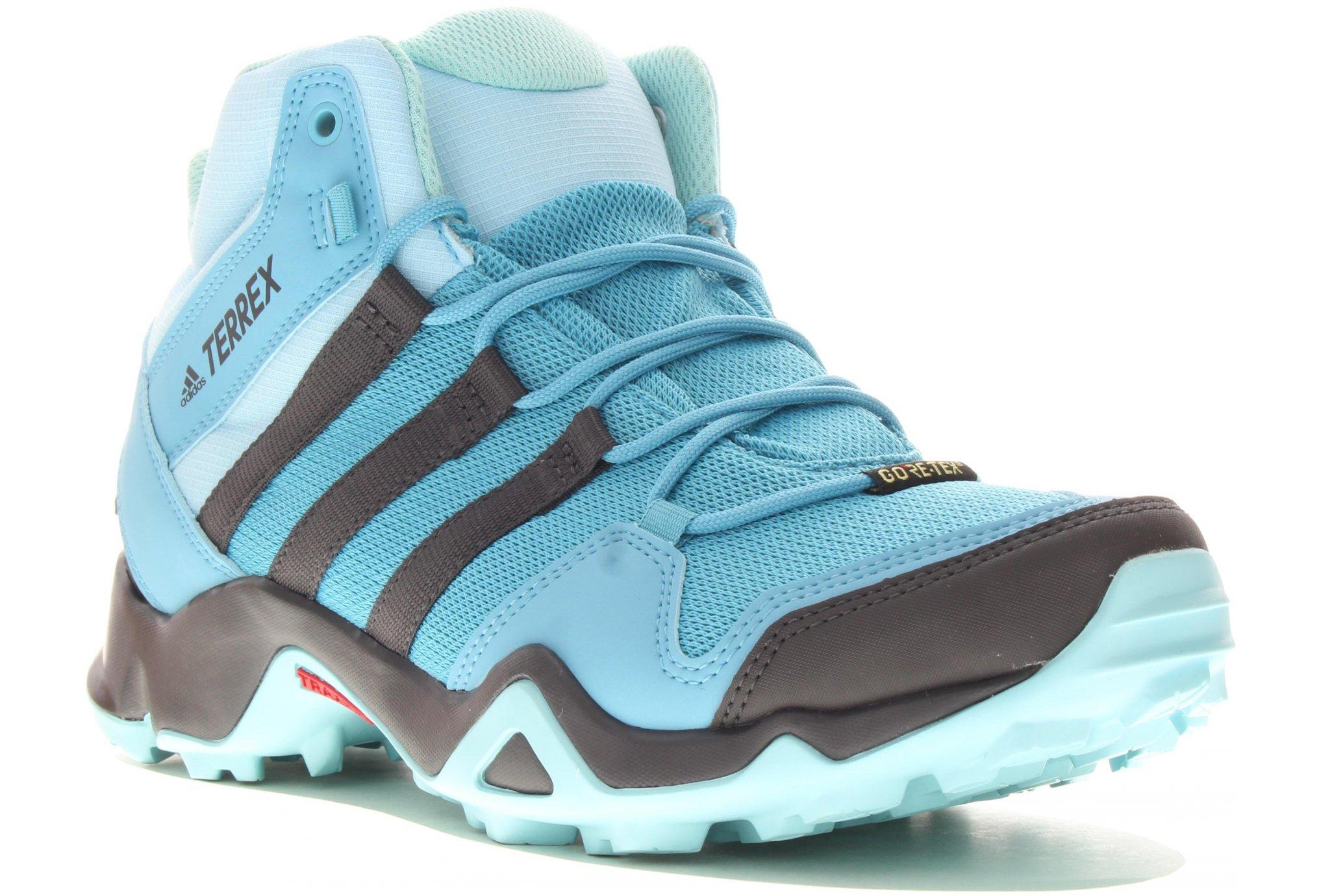 adidas Terrex AX2R MID Gore-Tex W Chaussures running femme