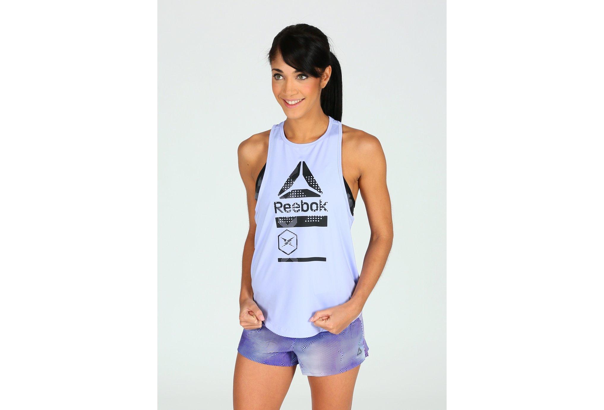 Reebok ActivChill Graphic W vêtement running femme