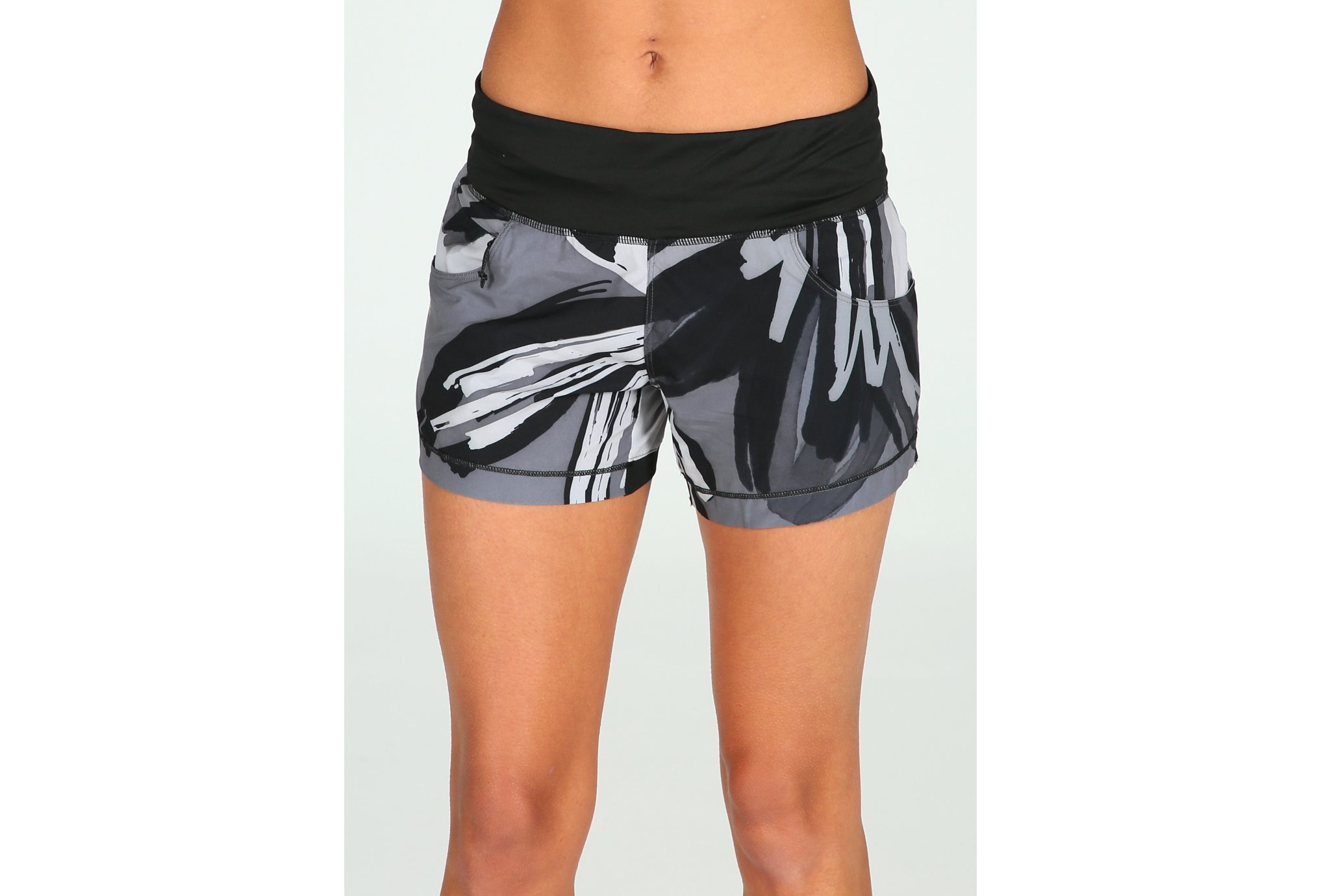 Salomon Short Elevate Flow W vêtement running femme