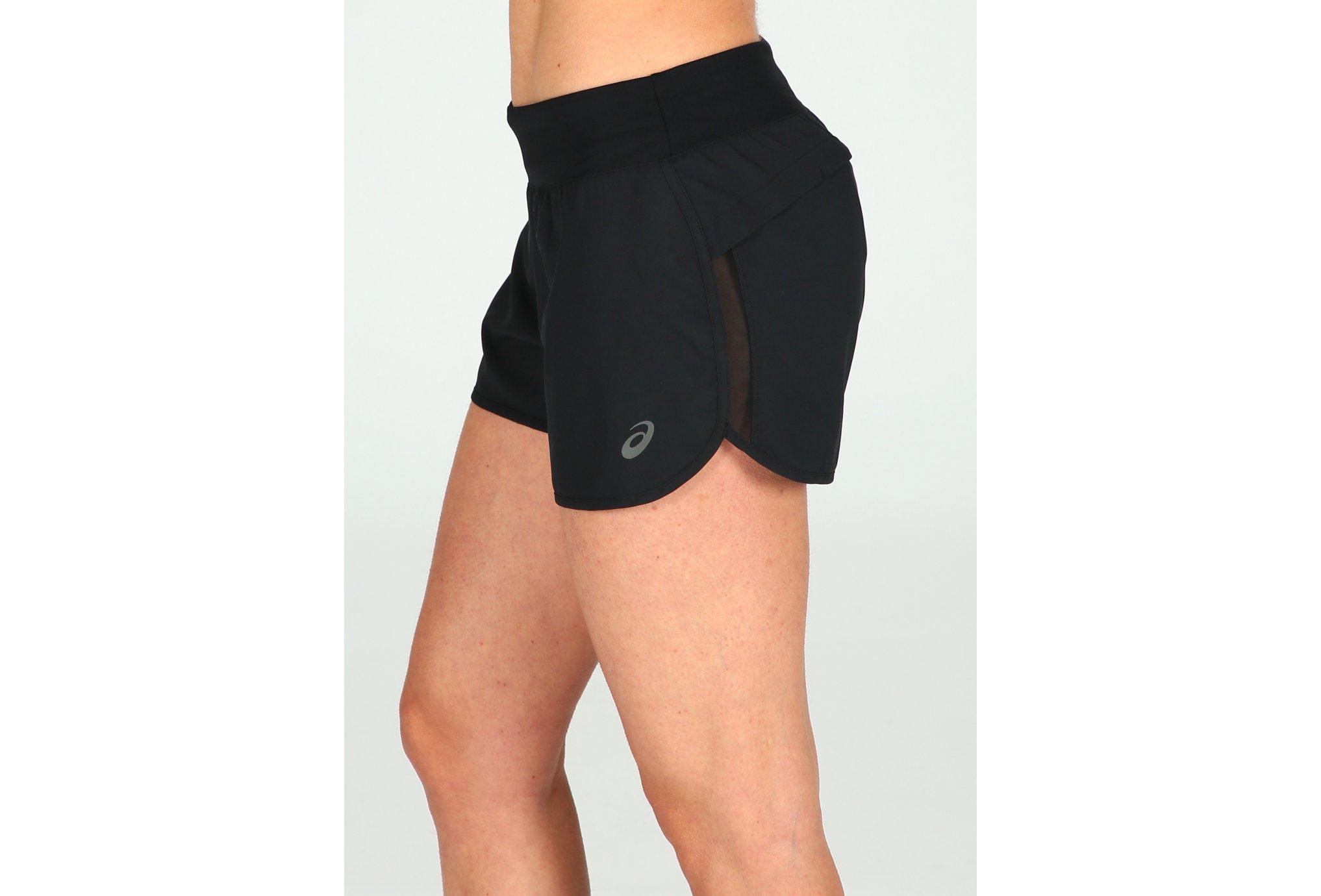 Asics FuzeX 4 Inch W vêtement running femme