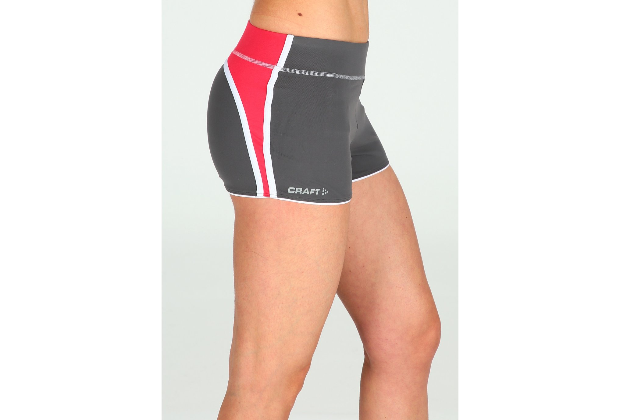 Craft Short Run Performance Maille W vêtement running femme