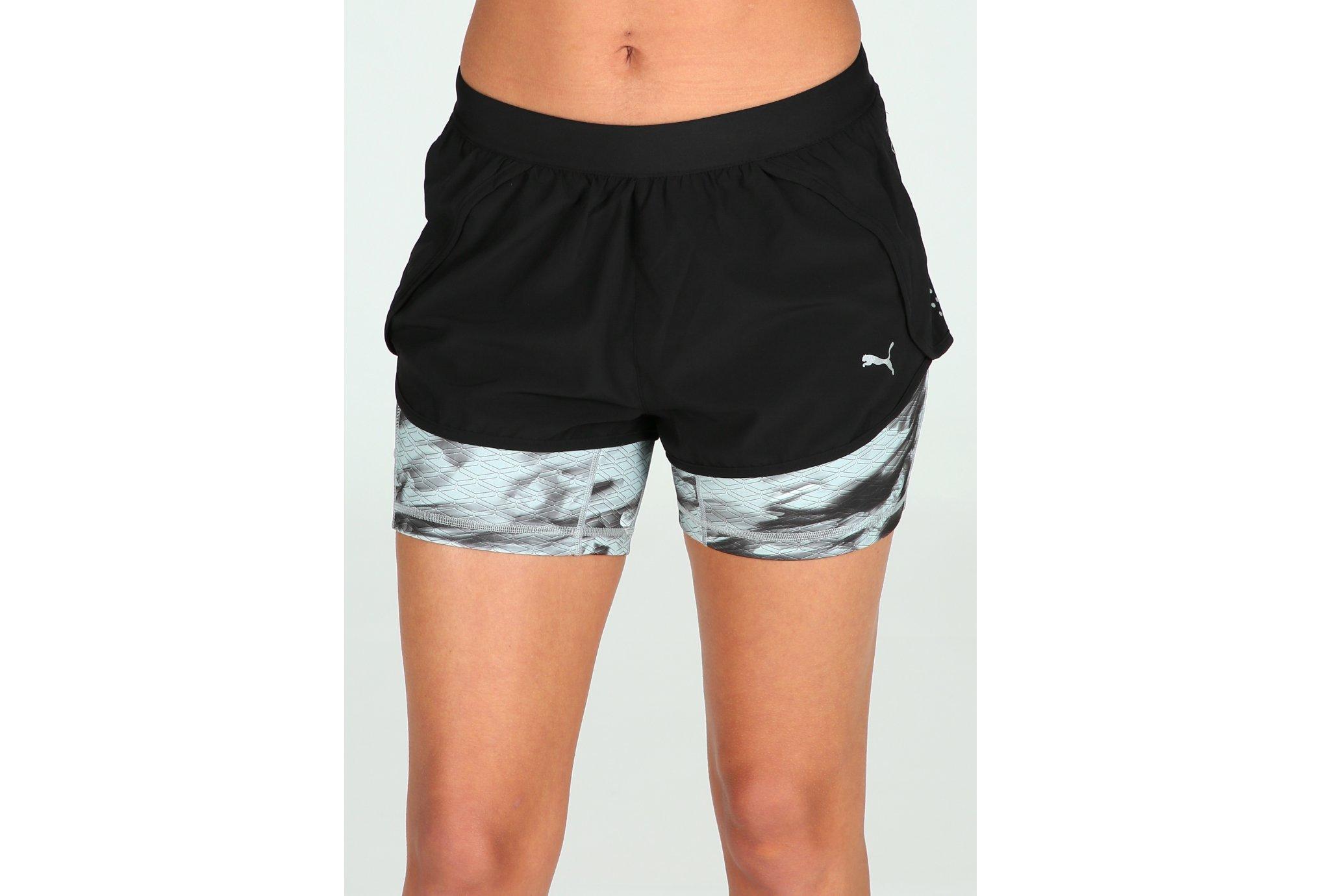 Puma Short Blast 2en1 W vêtement running femme