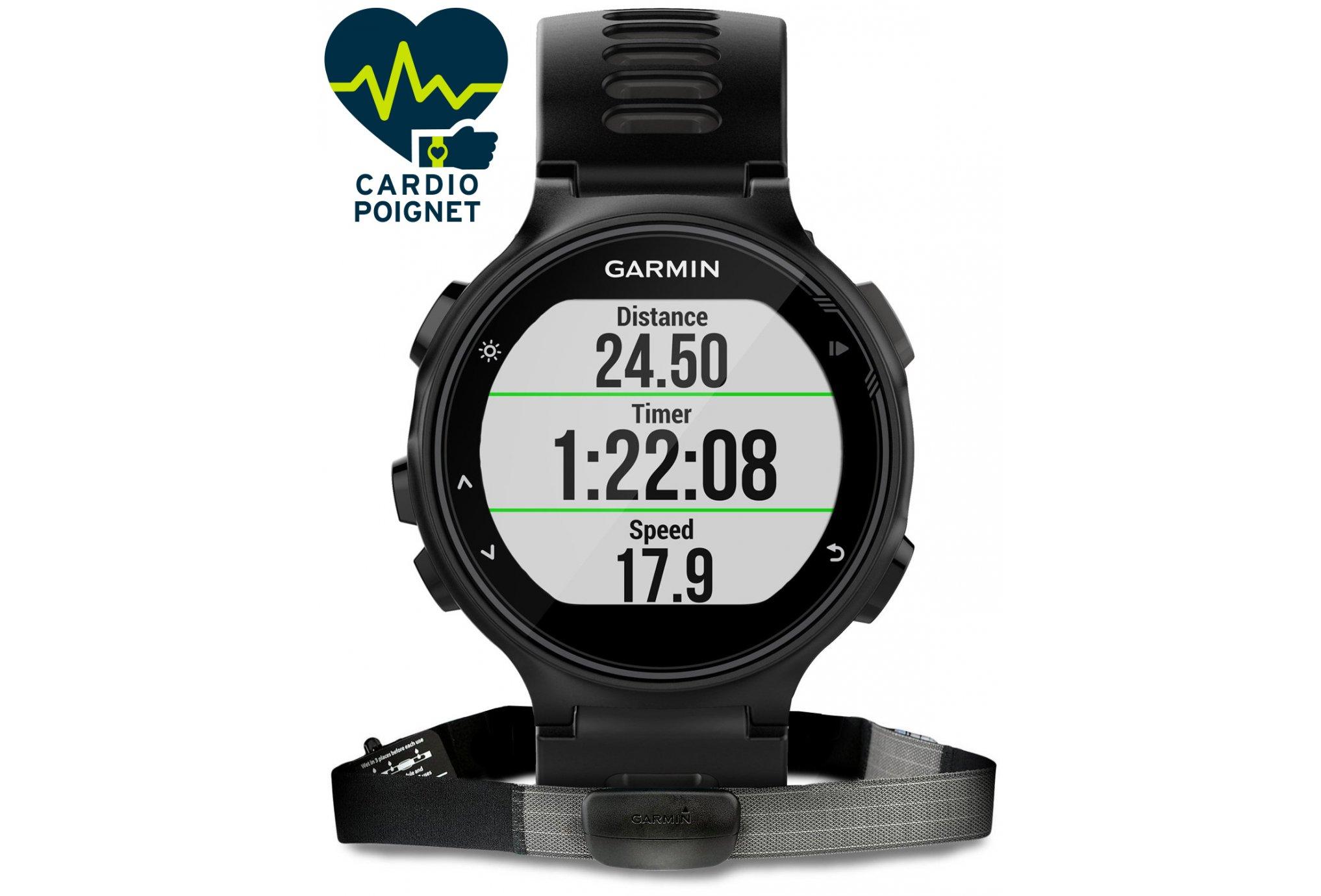 Garmin Forerunner 735XT HRM3 Cardio-Gps