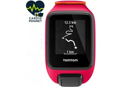 tomtom runner 3 cardio small pas cher electronique running cardio gps en promo. Black Bedroom Furniture Sets. Home Design Ideas