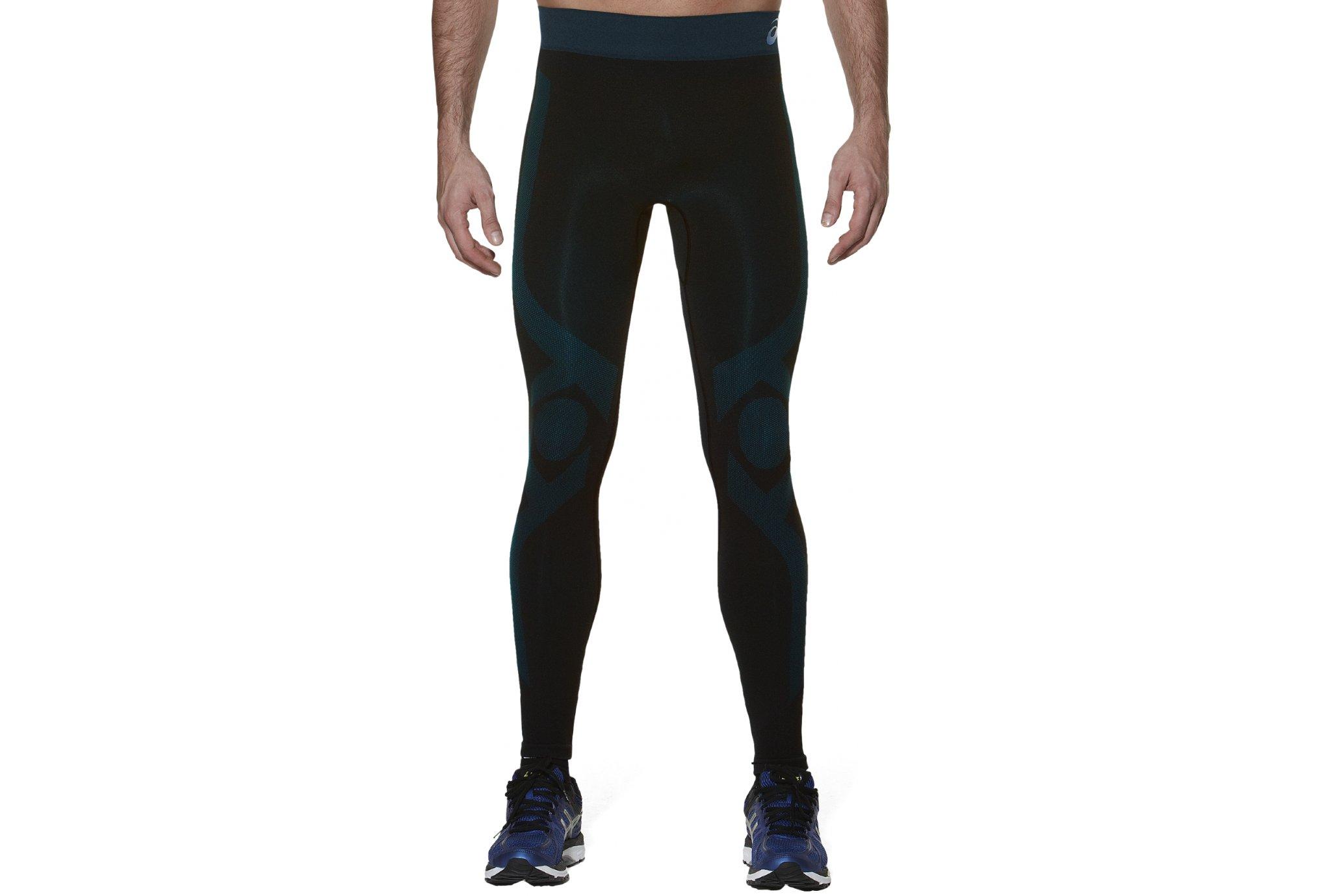 Asics Collant de compression seamless m vêtement running homme