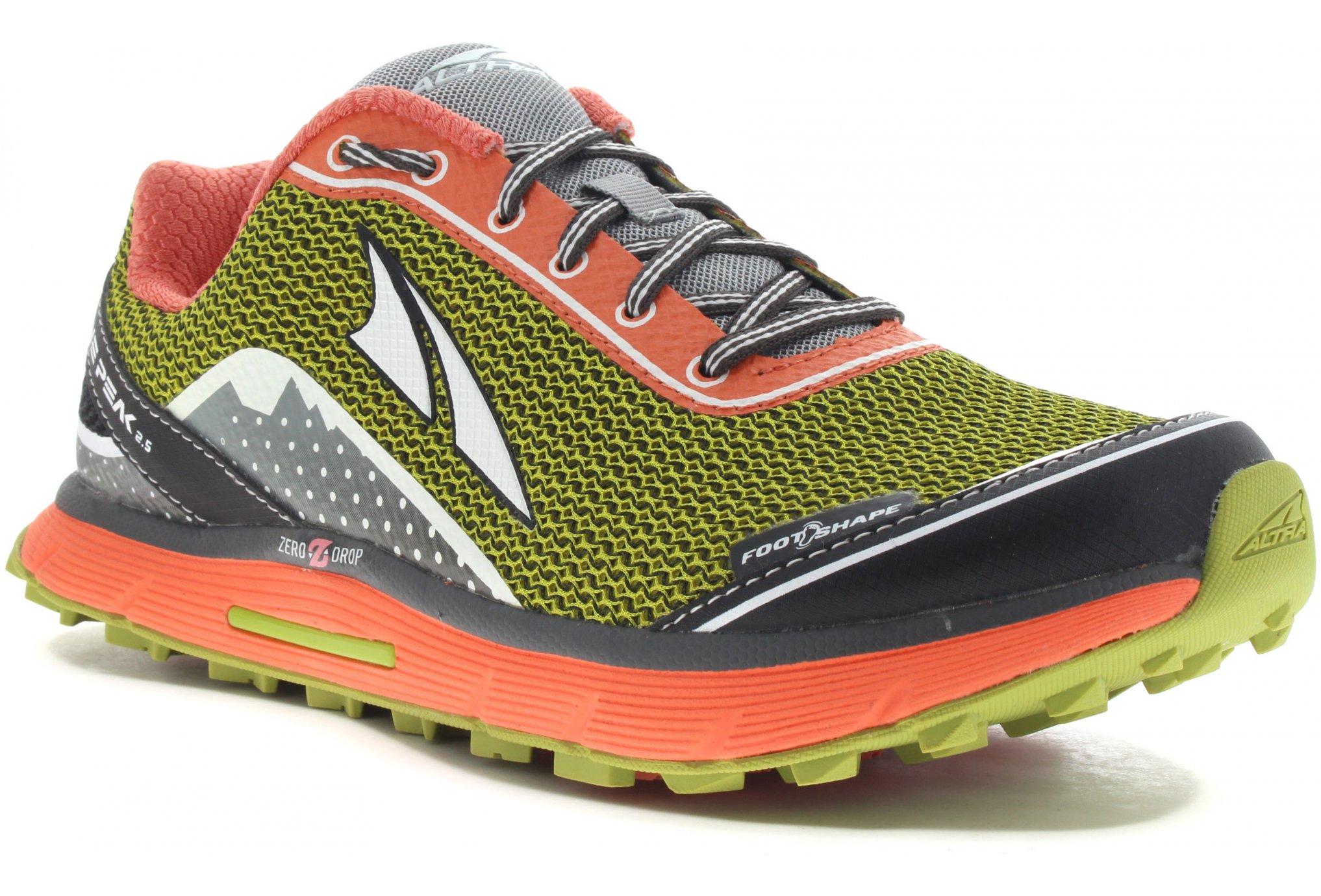 Altra Lone peak 2.5 w chaussures running femme