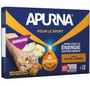 Apurna Barres énergétiques - Pomme/Caramel