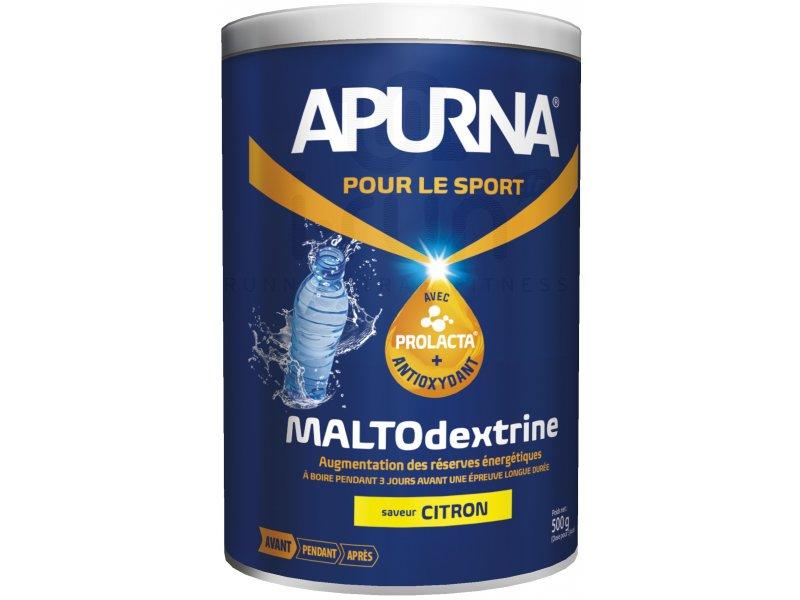 Apurna Boisson Maltodextrine - Citron - Diététique du