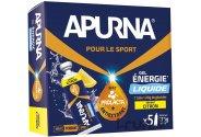 Apurna - Etui Gels Energétiques Liquide - citron