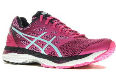 asics gel cumulus 18 rose