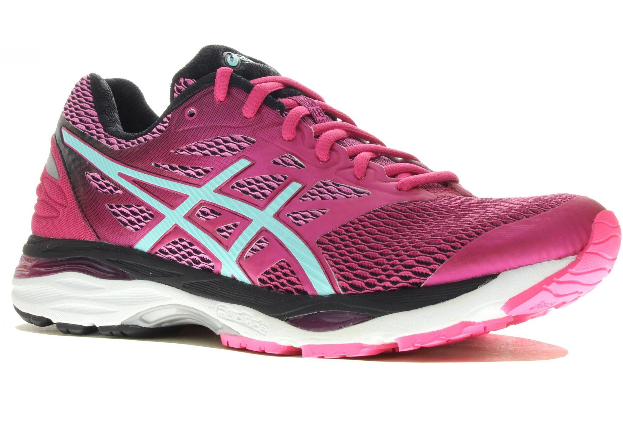 Asics Gel-Cumulus 18 w diététique chaussures femme