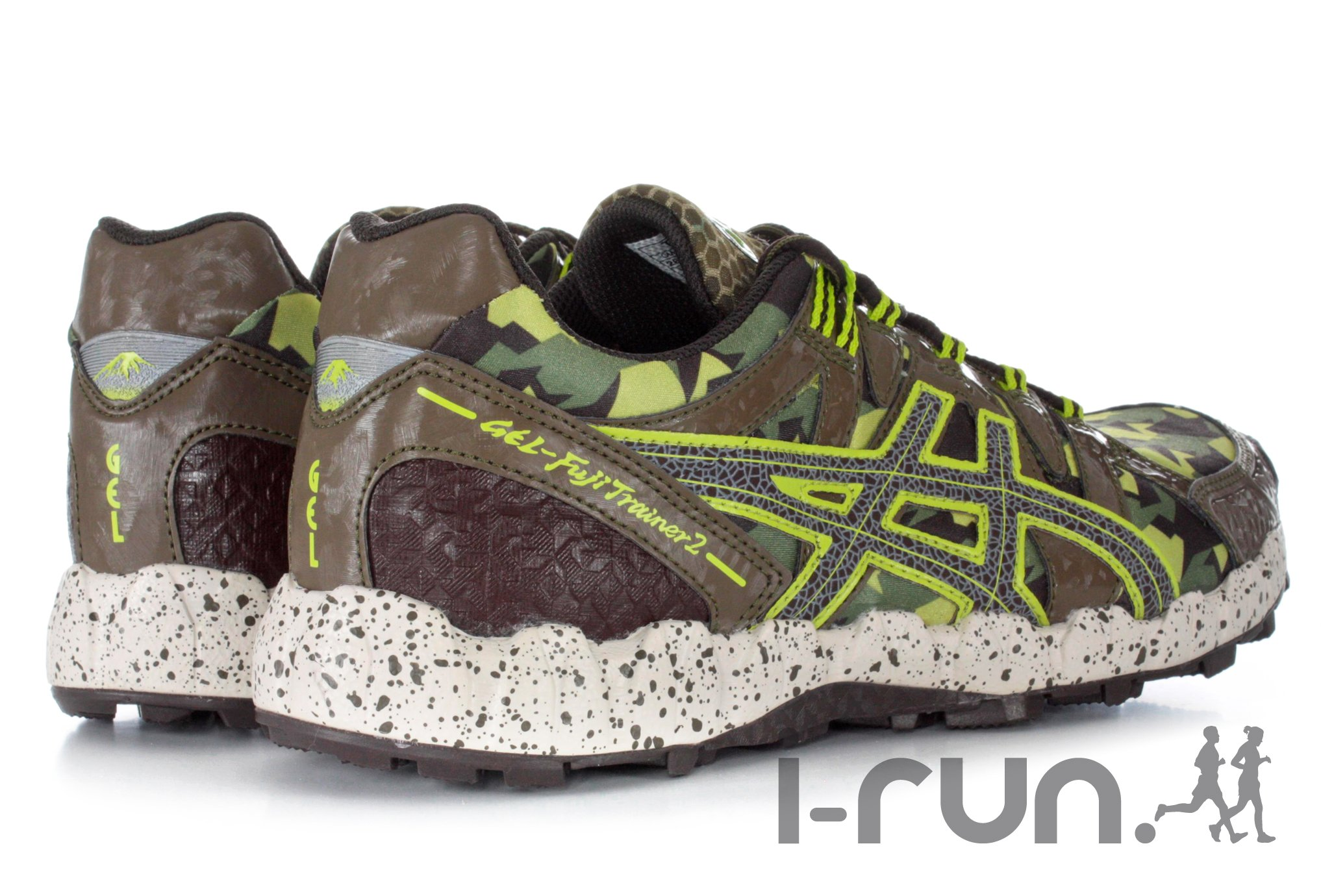 asics fuji trainer 2 test