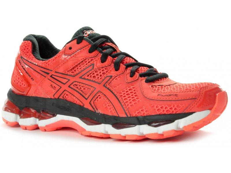asics chaussures de running gel kayano 21 femme