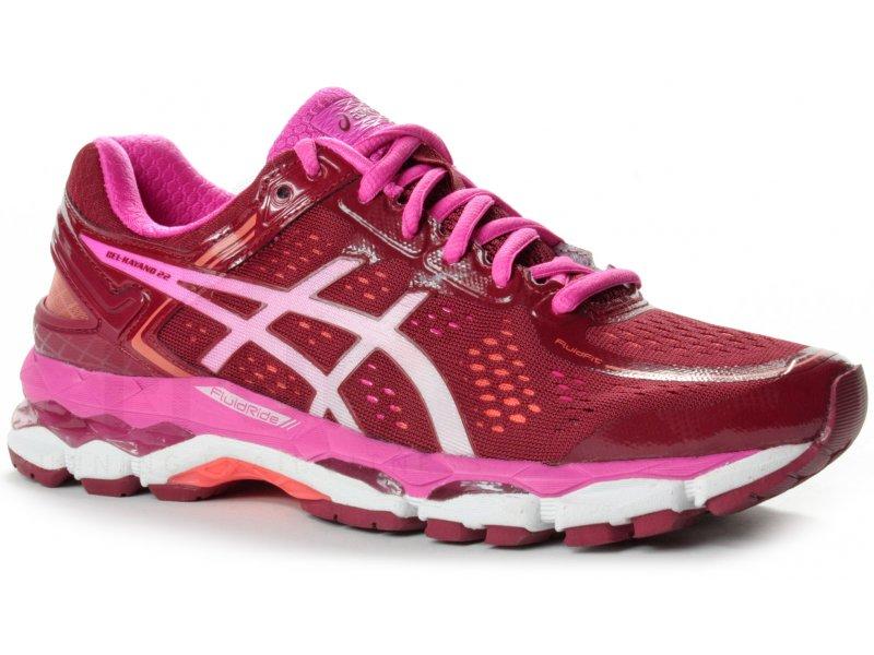 asics gel kayano 22 w pas cher chaussures running femme. Black Bedroom Furniture Sets. Home Design Ideas