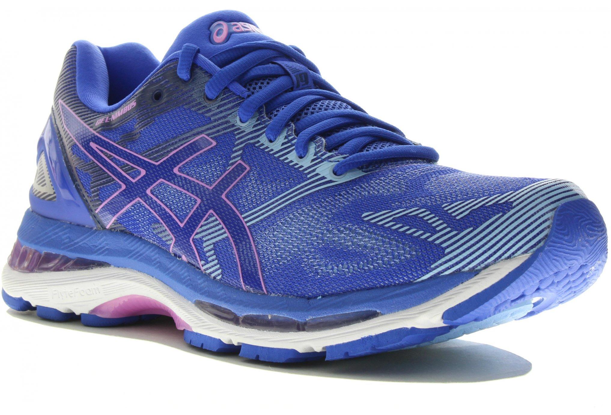 Nv0wnp8ymo 19 Nimbus Running Chaussures Gel Asics W Resathlon Femme BeordCx