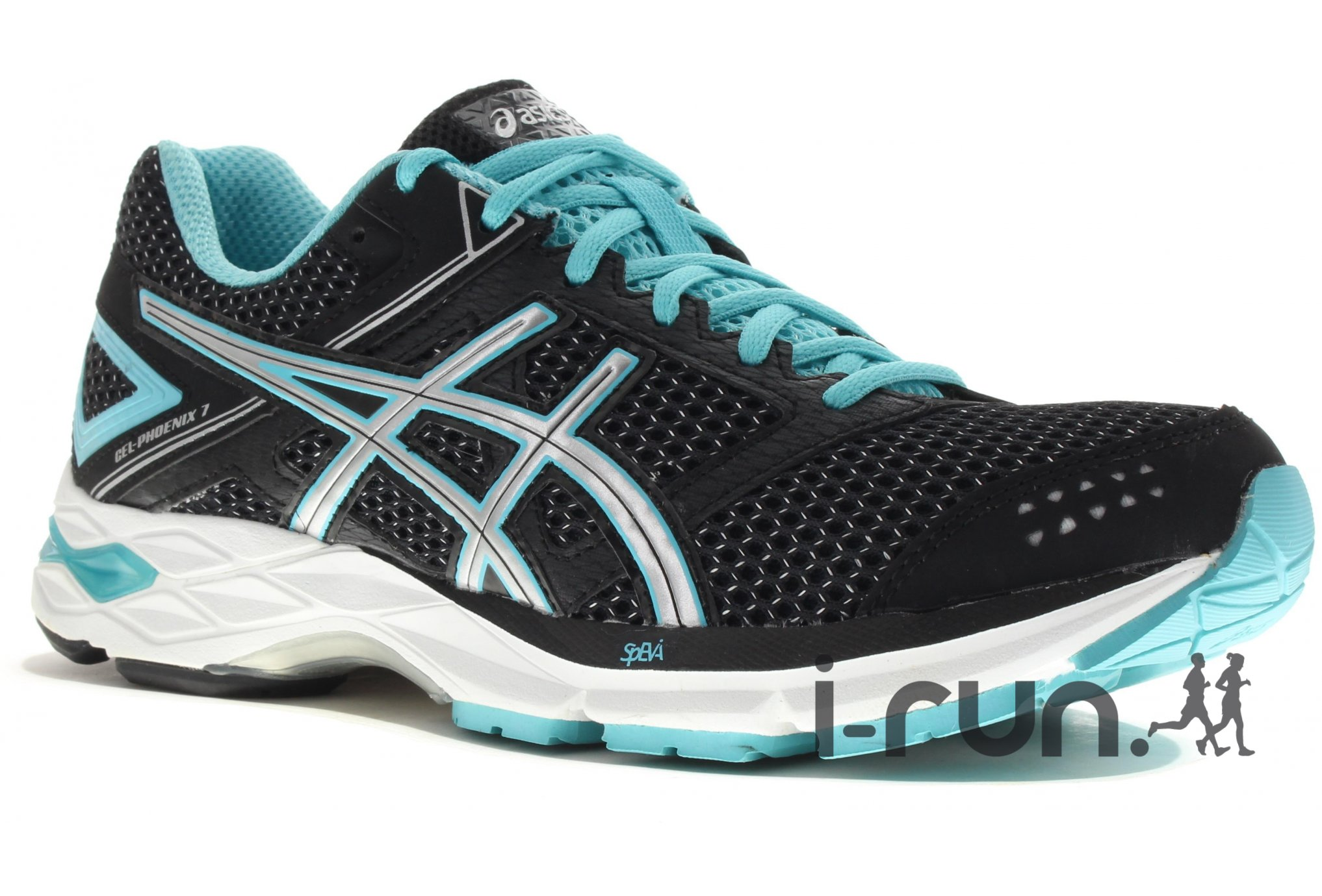 Course Nature LA LUPEENNE Asics Gel Phoenix 7 W Chaussures