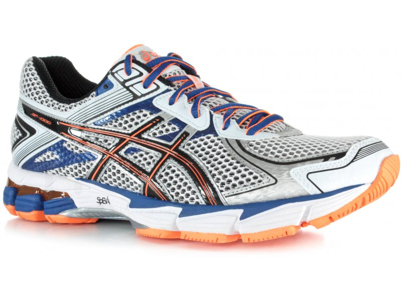 asics gt 1000 junior bleu