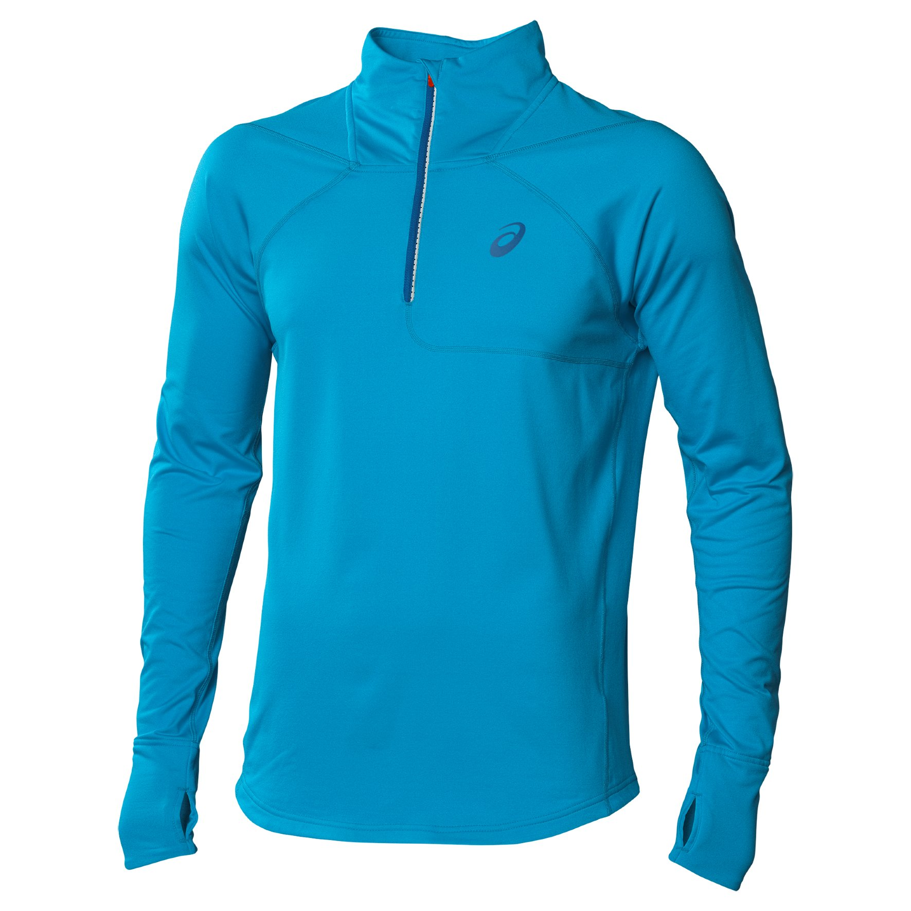 Asics Maillot Winter 1/2 Zip Top M v�tement running homme