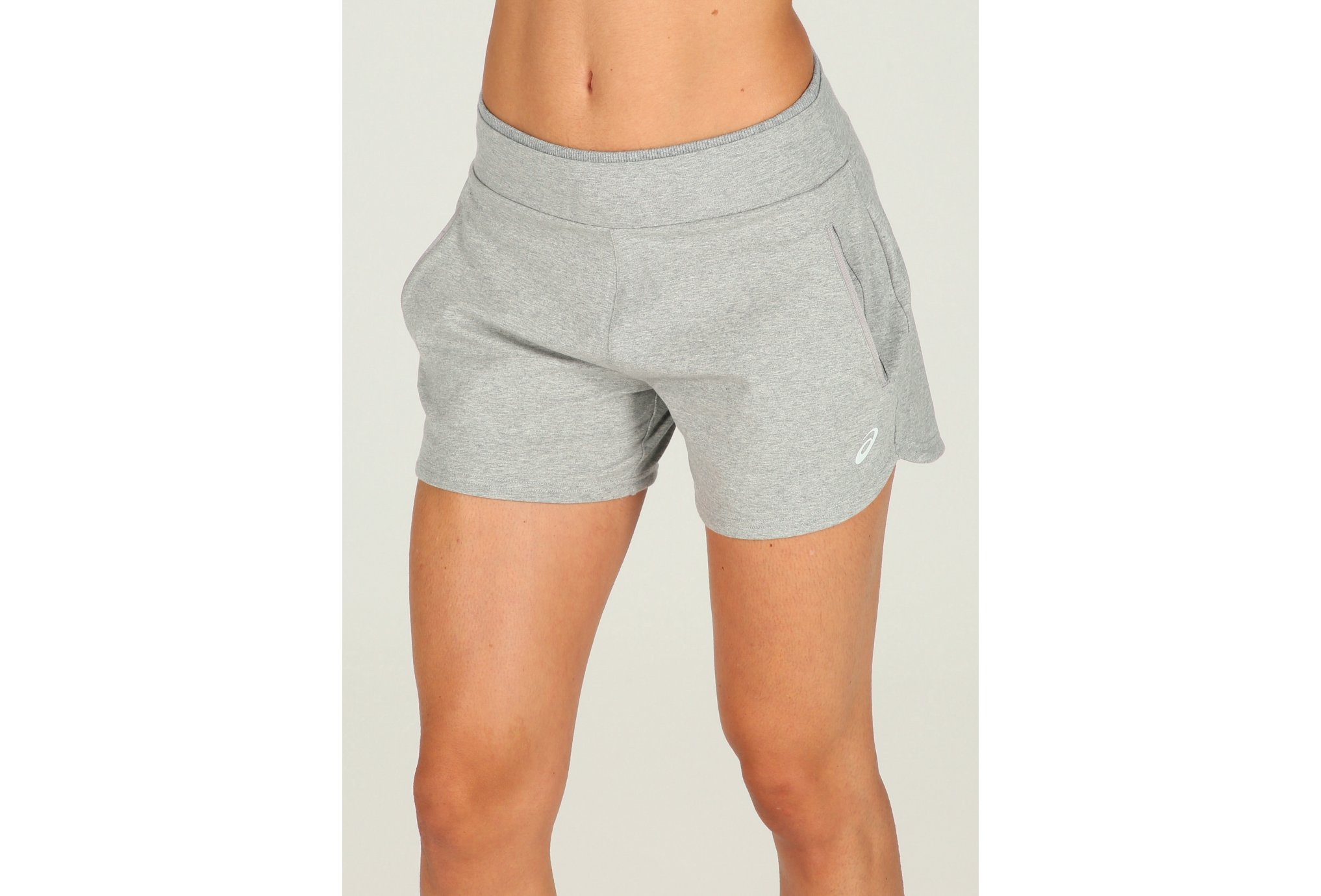 Asics Short Knit W vêtement running femme
