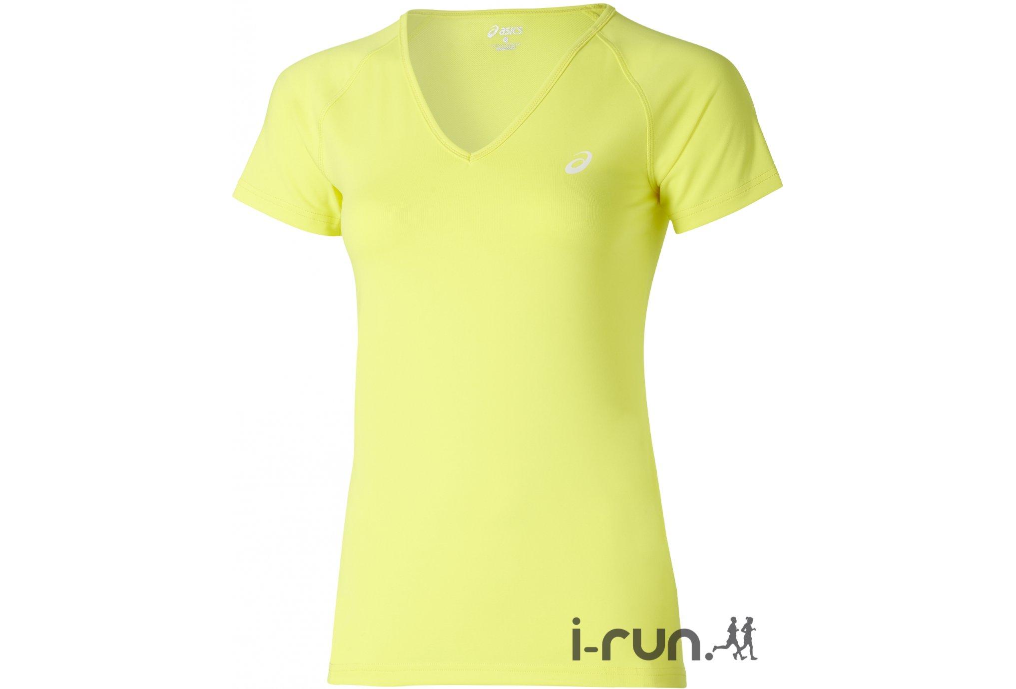 Asics Tee-Shirt Performance W Diététique Vêtements femme