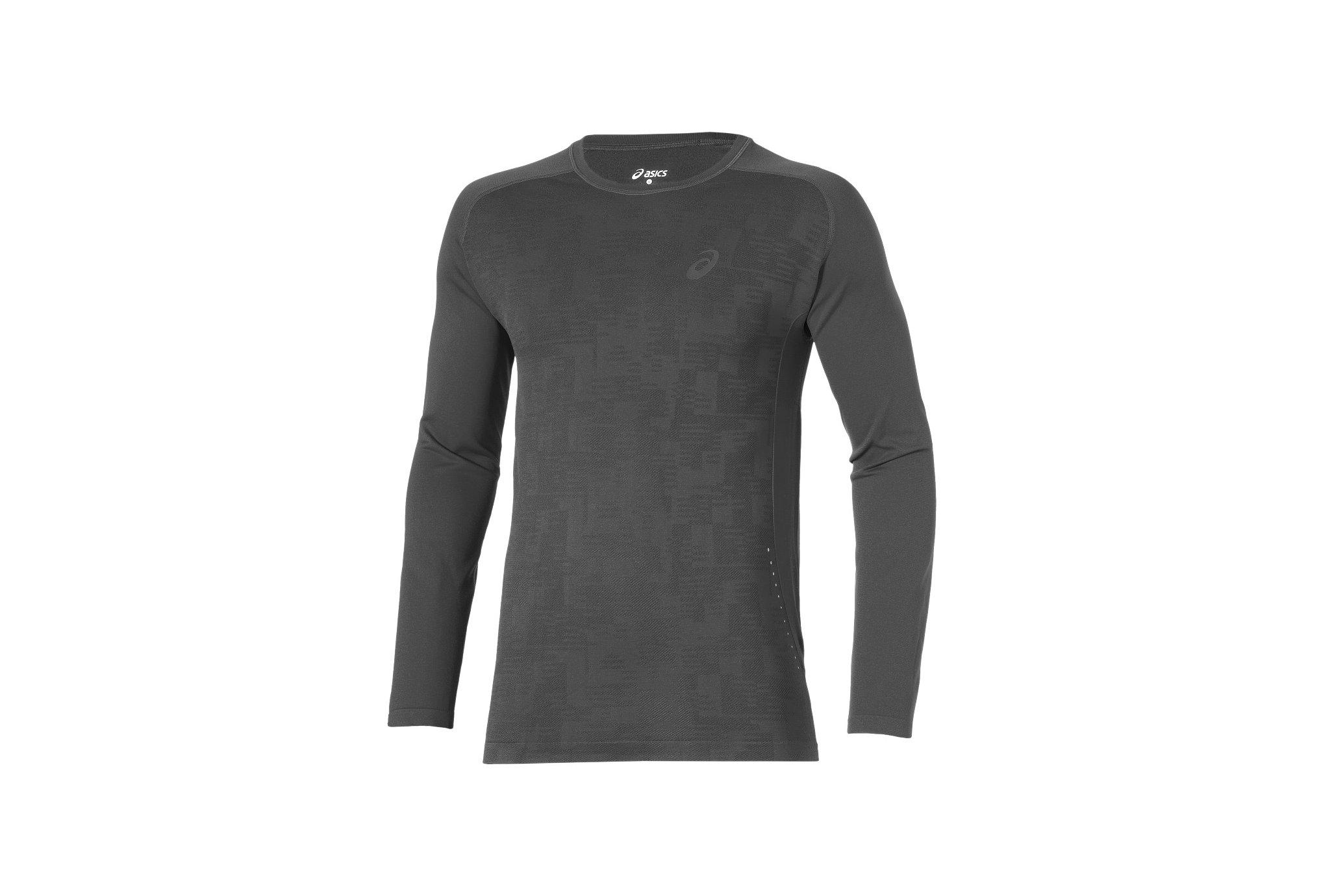Asics Tee-Shirt Seamless Top M Diététique Vêtements homme