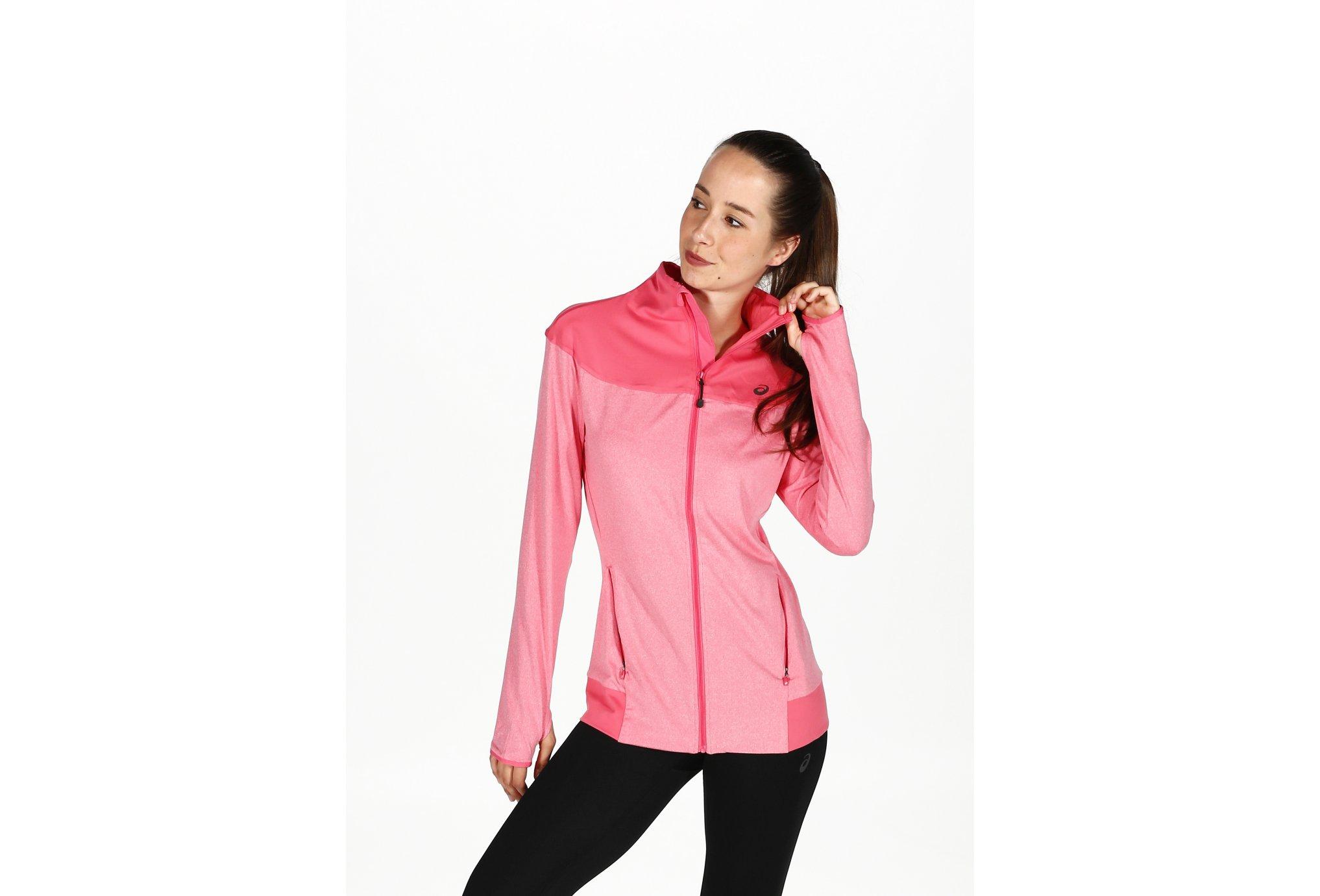 tenue running asics femme