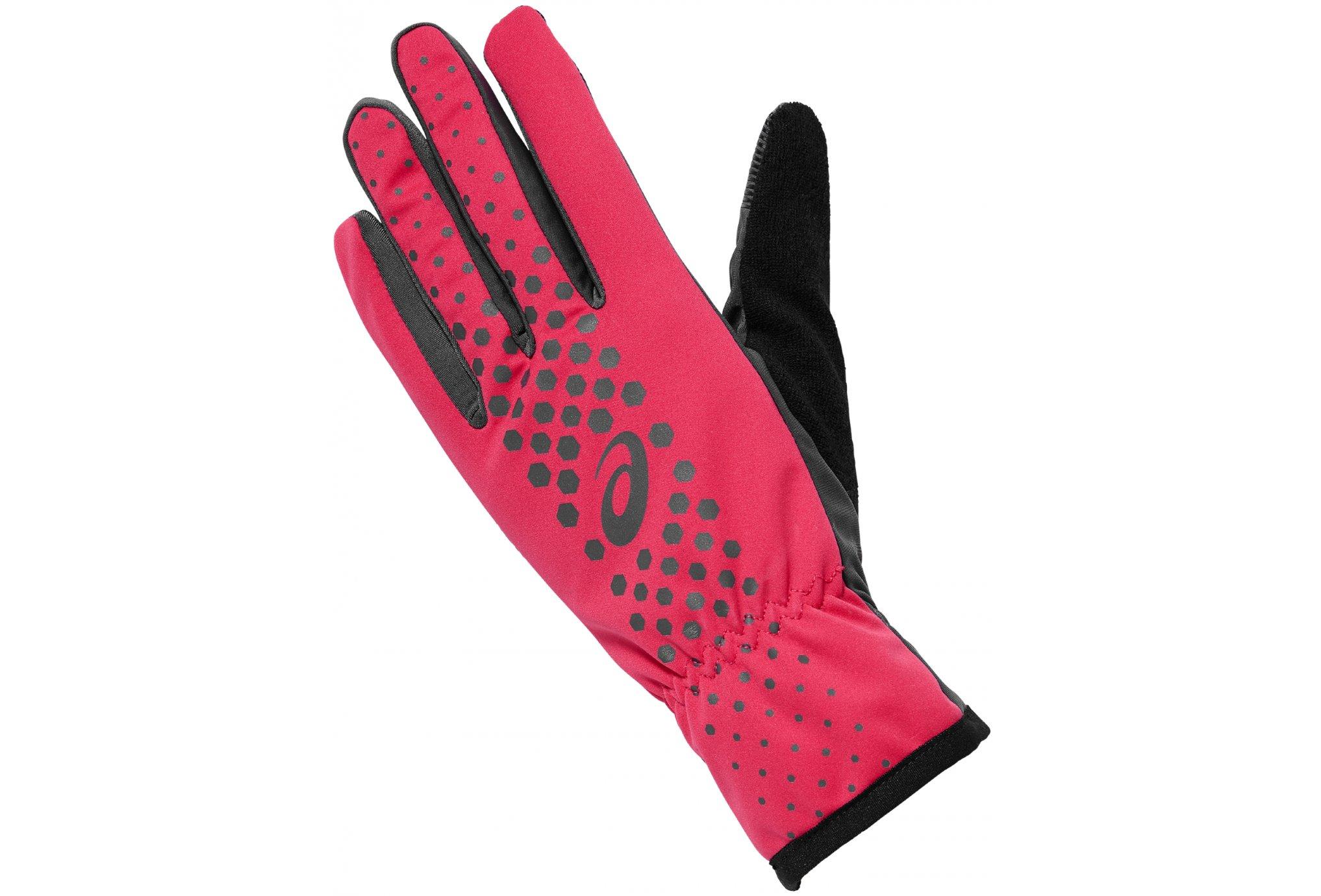 Asics Winter performance w bonnets / gants