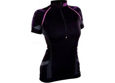 BV Sport Tee-shirt Nature3R 1/2 zip W
