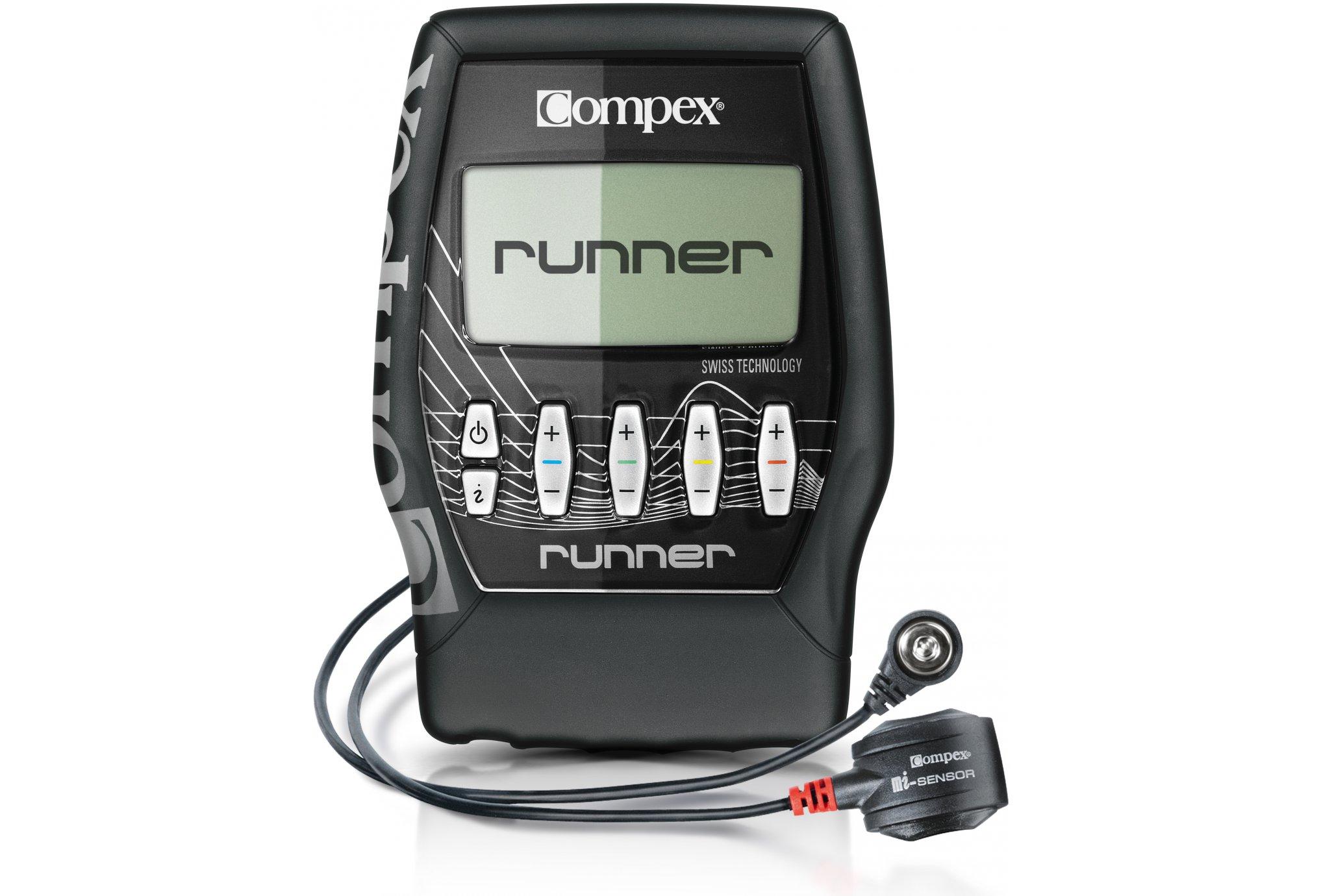 Compex mi-Runner Edition Spéciale Electrostimulateur