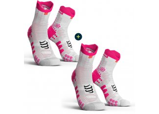Compressport pack de calcetines Pro Racing V 3.0 Run High