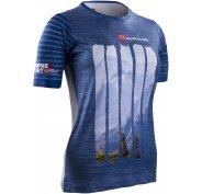 Compressport Training Tshirt Mont Blanc 2017 W