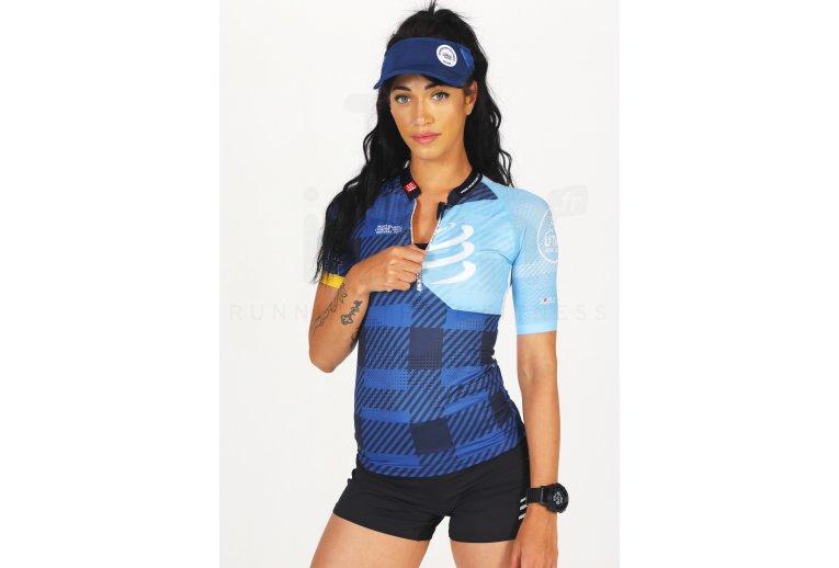 Compressport Ultra-Trail Shirt UTMB® W