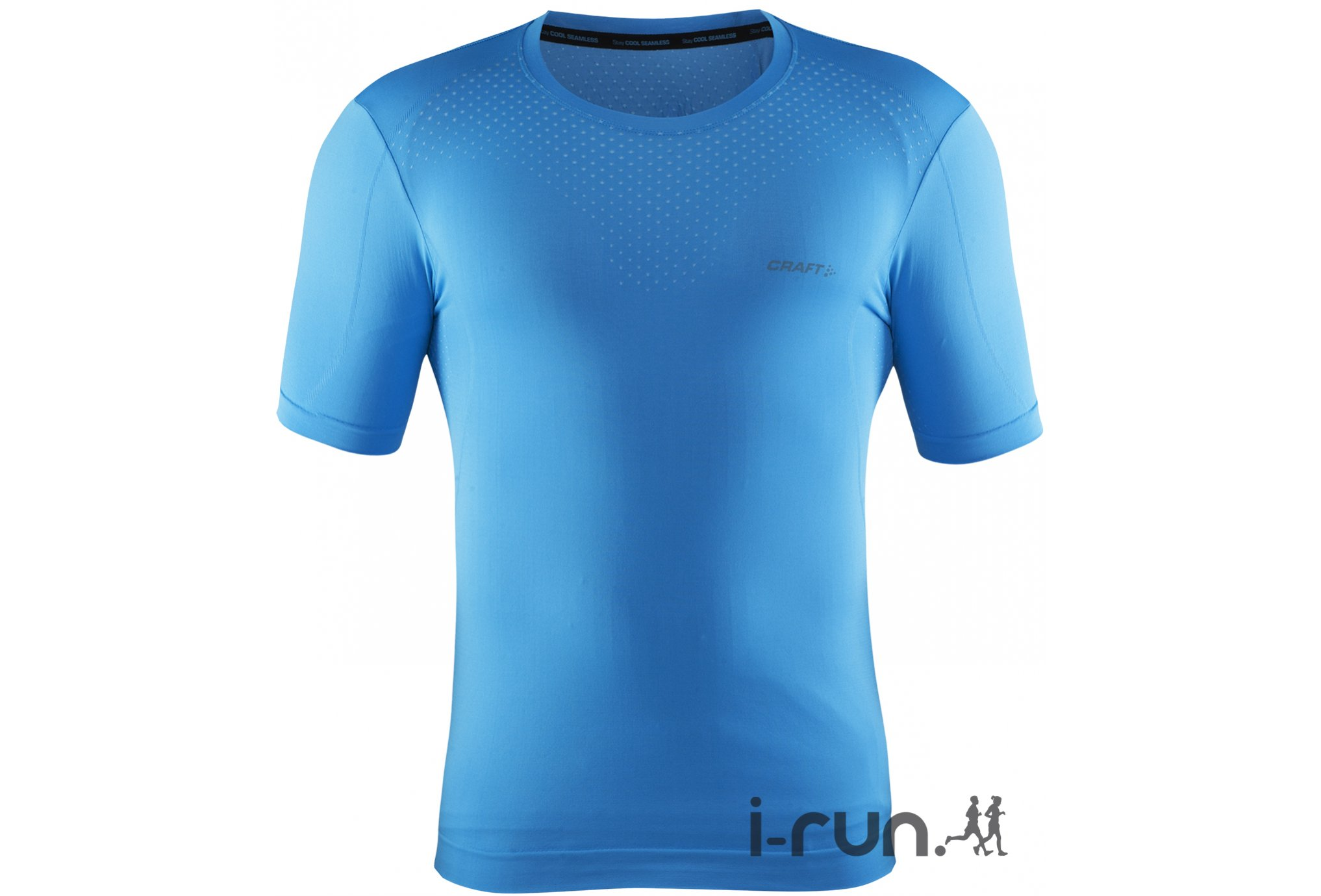 Craft Tee-shirt Stay Cool Seamless M Di�t�tique V�tements homme