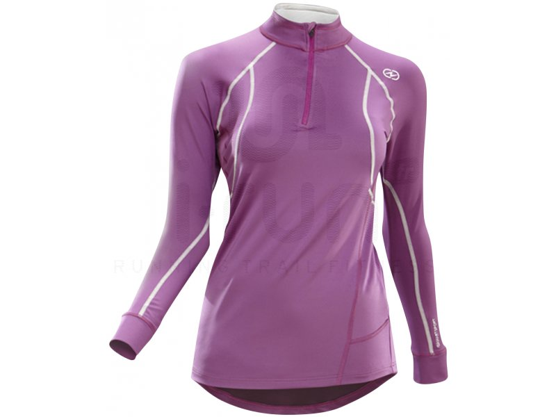damart sport tee shirt 1 2 zip ml w vetements femme 75008. Black Bedroom Furniture Sets. Home Design Ideas