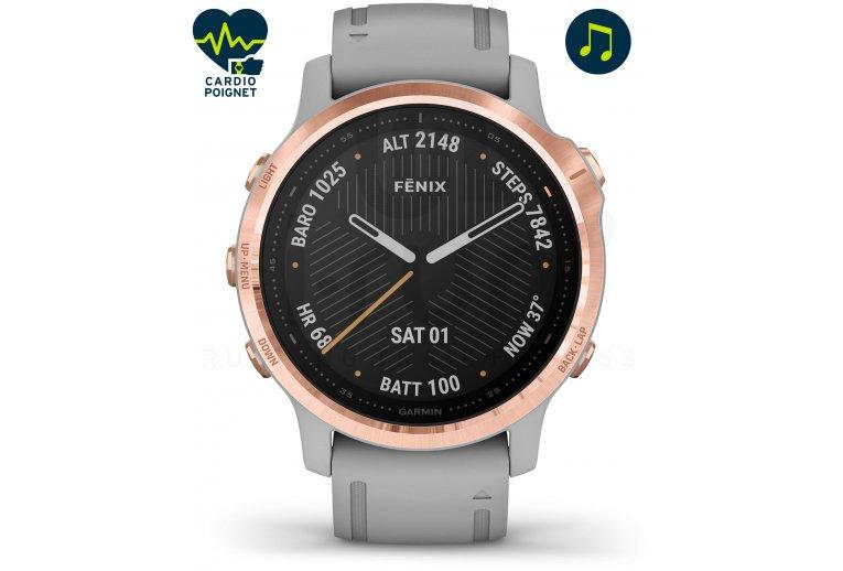 Garmin Fenix 6S Pro Sapphire